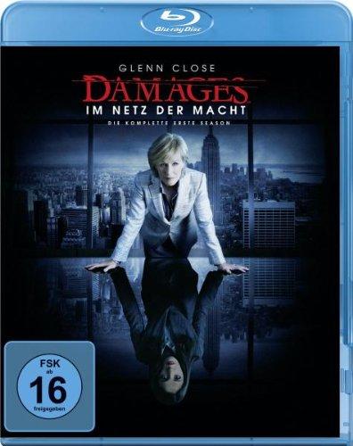 Damages: Im Netz der Macht - Die komplette 1. Season (4 Discs) [Blu-ray] [Import allemand] (Damages Season 4 compare prices)