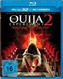Das Ouija Experiment 2  (inkl. 2D Version) [3D Blu-ray]