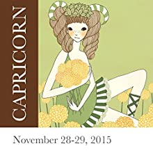 Capricorn: November 28-29, 2015  by Tali Edut, Ophira Edut Narrated by Lesa Wilson