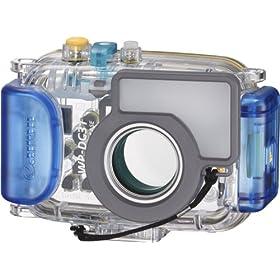 【クリックで詳細表示】Canon ウォータープルーフケース IXY210IS用 WP-DC31