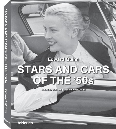 Stars and Cars of the '50s (English, German, French, Italian and Spanish Edition): Edward Quinn: 9783832794507: Amazon.com: Books