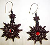 Organic Eco-Friendly Peruvian Dangle Earrings FAIR TRADE CERTIFIED