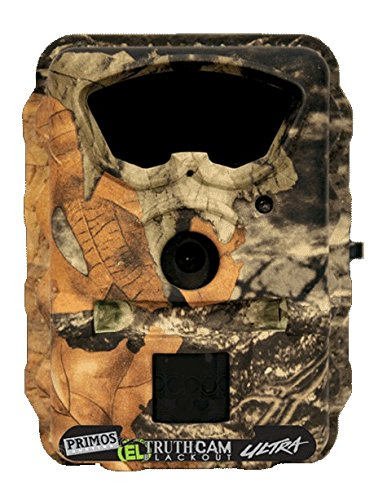 Primos Truth Cam EL ULTRA Blackout Trail Camera with Early Detect Sensor (2013 Model)