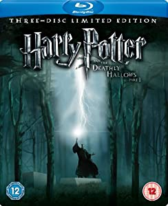 Harry Potter and the Deathly Hallows Part 1 - Limited Edition Triple Play Steelbook (Blu-ray + DVD + Digital Copy) [Region Free]
