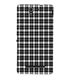 Ebby Premium Printed Mobile Back Case Cover With Full protection For Sony Xperia C3 (Designer Case)