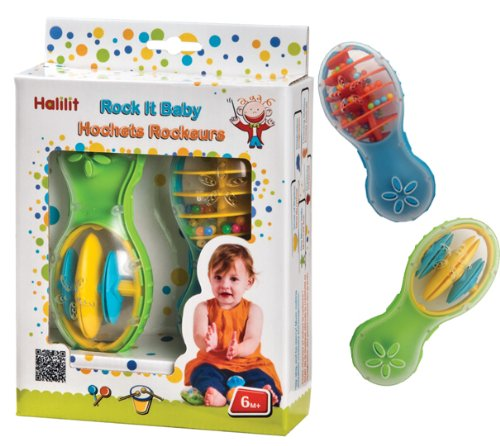 Edushape Rock It Baby Music Set - 1