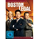 "Boston Legal - Season 1 (5 DVDs)von ""James Spader"""