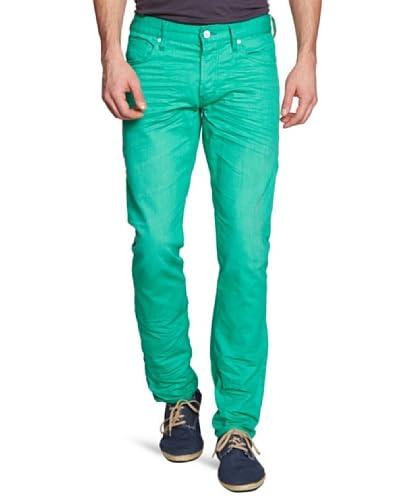 Tom Tailor - Jeans, slim, uomo [Verde]