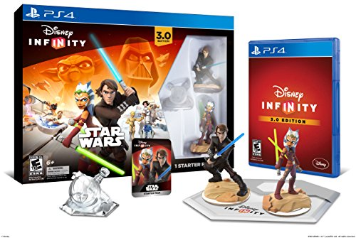Disney Infinity 3.0 Edition Starter Pack - Playstation 4 (Ps4 Console For Sale compare prices)