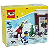 Lego Christmas Set Winter Fun