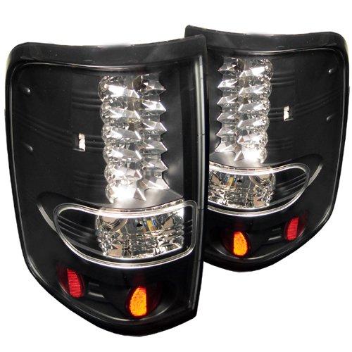 Spyder Auto Ford F150 Styleside Black Led Tail Light