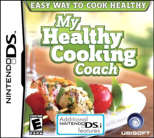 My Healthy Cooking Coach - Nintendo Ds front-973302