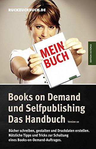 Buchcover: Das Books on Demand Handbuch