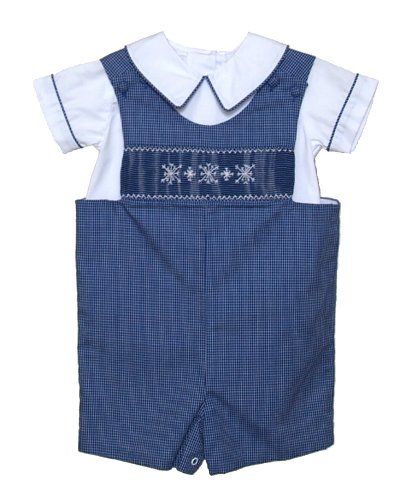 Boys Smocked Clothing front-708580