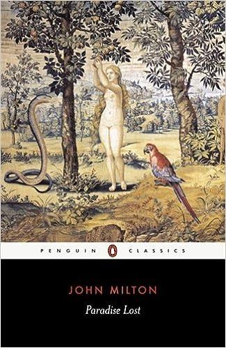 paradise lost book 1 john milton