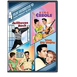 4 Film Favorites - Elvis Presley Blues: G.I. Blues