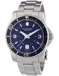 Victorinox Maverick Analogue Blue Dial Men's Watch - 241602