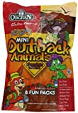 OrgraN Mini Outback Animal Chocolate Cookies, 6.2-Ounce Bags (Pack of 3)