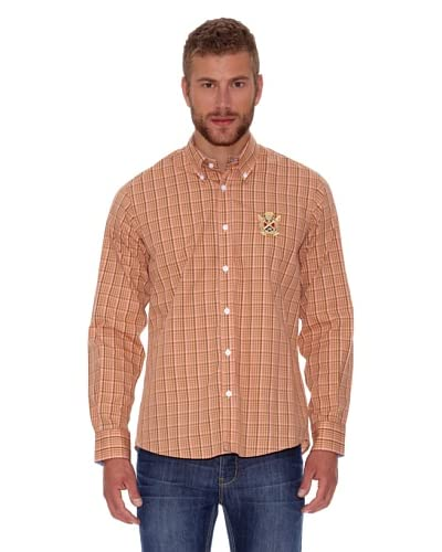 Polo Club Camisa Fitted