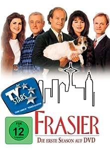 Frasier - Die komplette erste Season [4 DVDs]