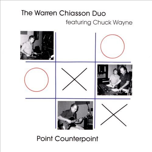 Point Counterpoint by The Warren Chiasson Duo