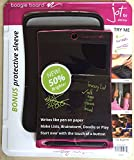 Boogie Board Jot 8.5 LCD eWriter Pink Writing Tablet + Neoprene Sleeve + Stylus