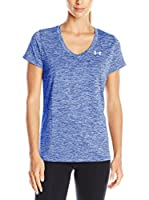 Under Armour Camiseta Técnica Techv Twist (Azul)