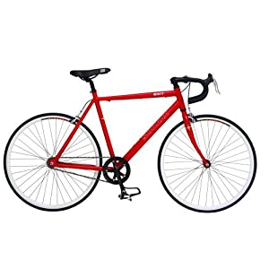 Schwinn Exit Freewheel Single Speed Road Bike