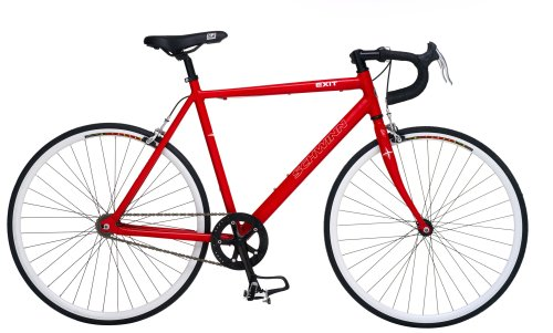 Schwinn Exit Freewheel Single Speed Road Bike (700c Wheels)