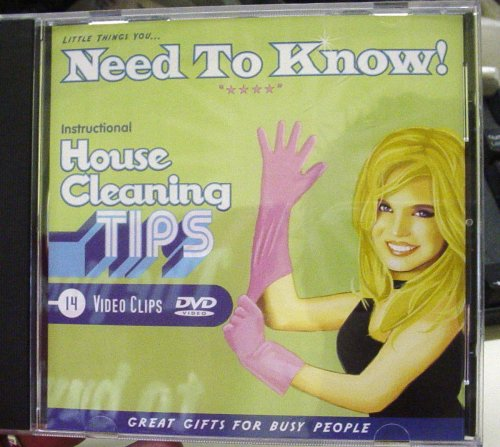 Little Things You Need to Know (Instructional House Cleaning Tips)