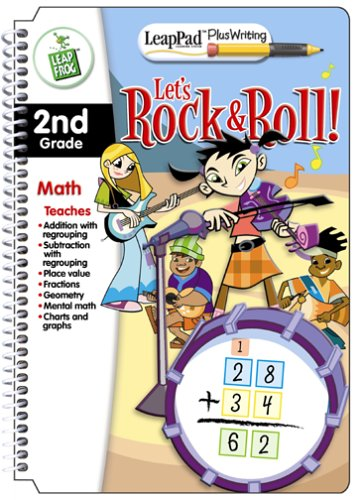 LeapPad Plus Writing 2nd Grade Math Book: Meet the Band! The Algorithmics - 1