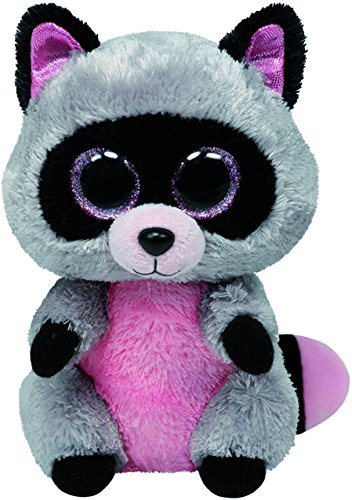 Ty Beanie Boos Rocco - Raccoon