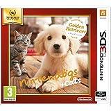 Nintendogs and Cats Golden Retriever and New Friends (Nintendo 3DS)