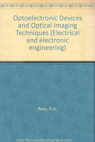 Optoelectronic Devices and Optical Imaging Techniques