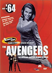 Avengers '64 Vol 2 [DVD] [Region 1] [US Import] [NTSC]