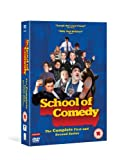 School of Comedy - Series One & Two - 2-DVD Box Set ( School of Comedy - Entire Series 1 & 2 ) ( School of Comedy - Entire Series 1 and 2 ) [ NON-USA FORMAT, PAL, Reg.2 Import - United Kingdom ]