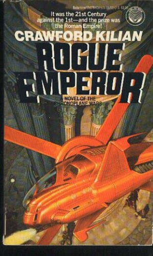 Image for ROGUE EMPEROR (A Novel of the Chronoplane Wars)