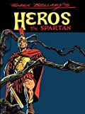 img - for Frank Bellamy's Heros the Spartan book / textbook / text book