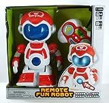 robot infantil r/c play learn fun