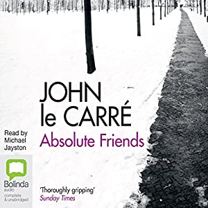 Absolute Friends Audiobook