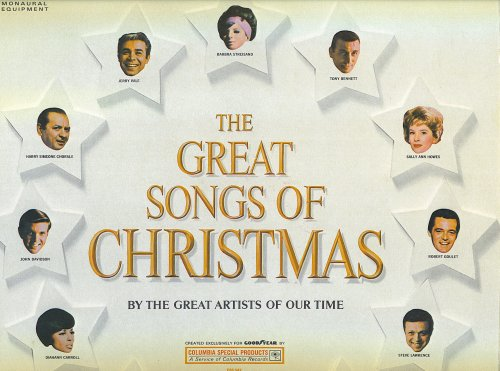 Barbra Streisand - The Great Songs Of Christmas - Zortam Music