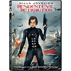 Resident Evil: Retribution (+ UltraViolet Digital Copy)
