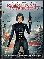 Resident Evil: Retribution (+UltraViolet Digital Copy)