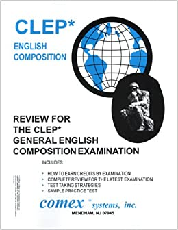 Clep english composition with essay review