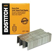 "Stanley Bostitch 13/16"" Heavy Duty Staples QTY. 1000"