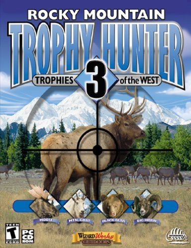 Rocky Mountain Trophy Hunter 3: Trophies Of The West - Pc