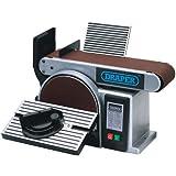 Draper 50021 350-Watt 230-Volt Belt and Disc Sander