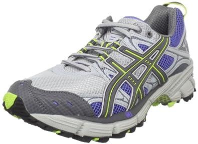 ASICS Women's Gel-Kahana 5 Running Shoe,Lightning/Titanium/Perwinkle,7.5 M US