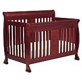 DaVinci Porter 4-in-1 Convertible Crib, Cherry