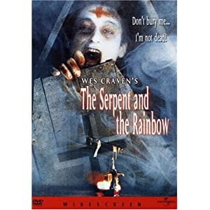 Click to buy Scariest Movies of All Time: The Serpent and the Rainbow from Amazon!